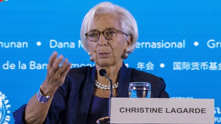 Disputa comercial entre EE.UU. y China marca asamblea anual del FMI y el Banco Mundial