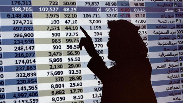 La Bolsa saudí se desploma hasta un 7 % por desaparición de periodista