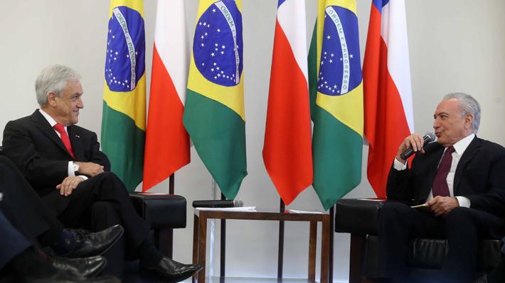 TLC entre Chile y Brasil enfrenta días clave: Documento deberá ser aprobado por las Cámaras de ambos países