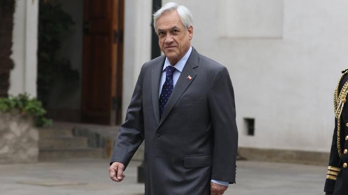 Presidente Piñera regresa a Chile: Retomará agenda con Mapa de la Vulnerabilidad y gira al sur
