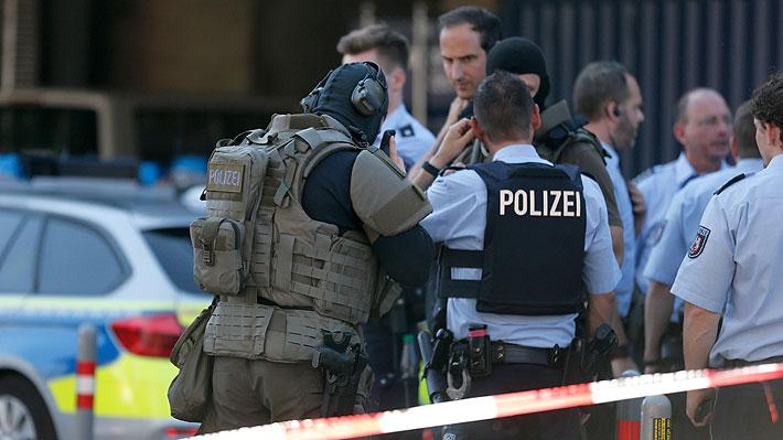 Termina secuestro de una mujer en Alemania: Autor está gravemente herido