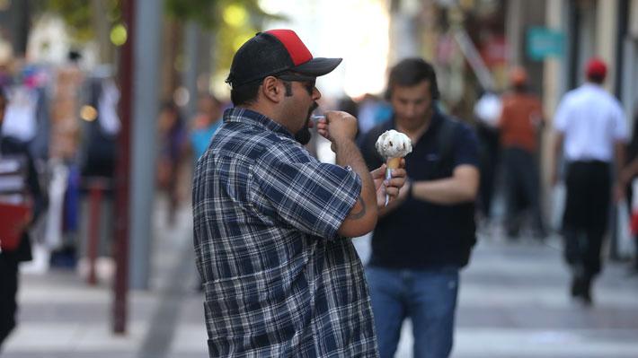 Preocupante registro: Chile es el segundo país OCDE con la tasa más alta de obesidad
