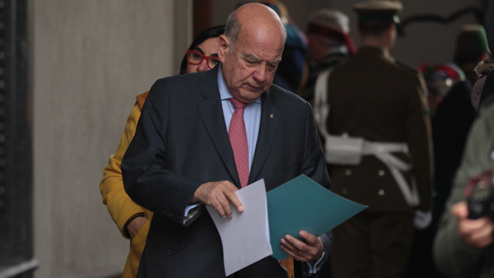 Insulza aconseja no enviar nota de protesta a Argentina por inventario de glaciares y llama a fijar los límites pendientes