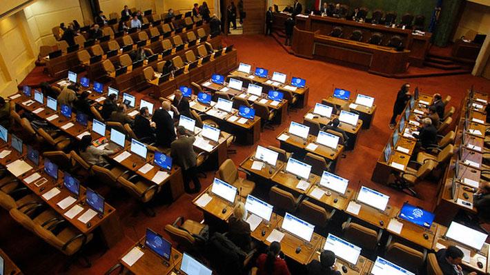Congreso: Suspenden sesión de la Cámara por escasa asistencia de diputados