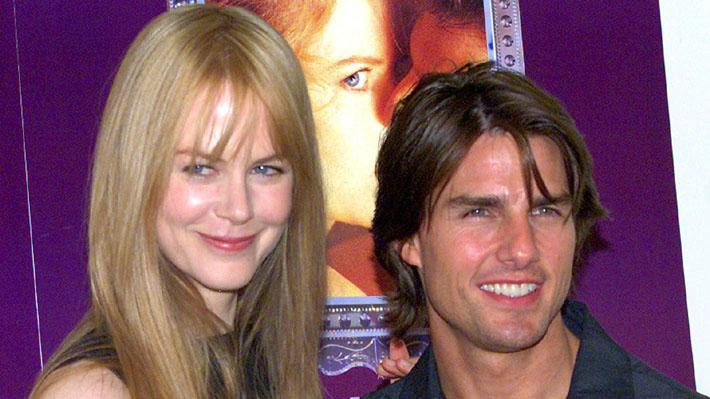 """Nicole Kidman sobre su matrimonio con Tom Cruise: """"Me mantuvo alejada de la posibilidad de ser acosada sexualmente"""""""
