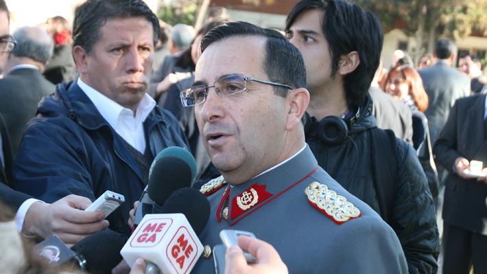 General (r) Griffiths renuncia al Ejército tras ser procesado por fraude al fisco