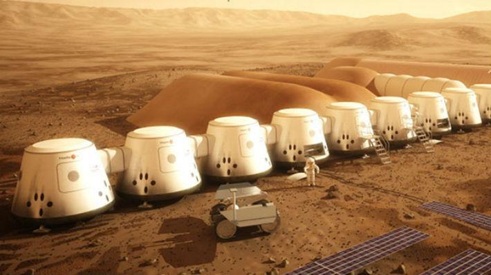 Tomates espaciales: Alemania prepara un invernadero que cultivará verduras en la Luna y en Marte