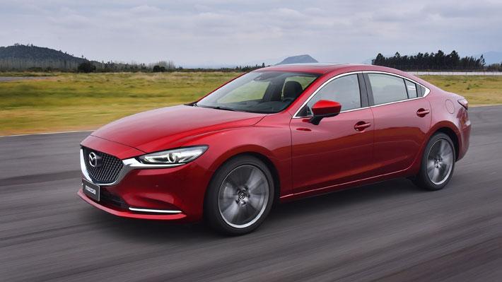 Conoce las novedades de los renovados New Mazda 6 y CX-9 que llegaron a Chile