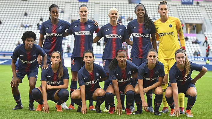 Con Christiane Endler como titular, el PSG gana en el duelo de ida de los octavos de final de la Champions League femenina