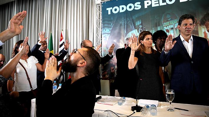 Bolsonaro y Haddad asumen compromisos religiosos de cara a las elecciones