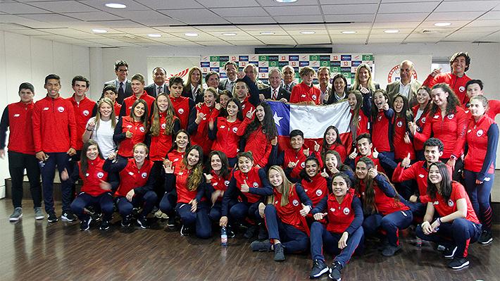 Sin medallas pero con un récord nacional absoluto y juvenil: El balance de los chilenos en los JJ. OO. de la Juventud
