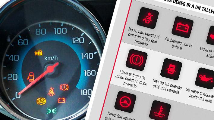 Aprende el significado de las luces del tablero de tu auto para evitar desperfectos