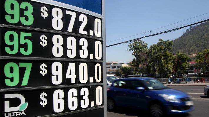 Sesión especial y cambios al impuesto específico: Alza de combustible genera reacción de parlamentarios