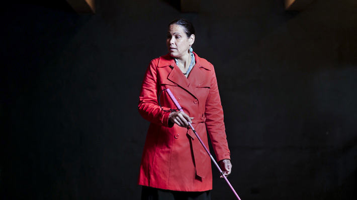Entre estrellas y activismo: Wanda Díaz, la astrofísica ciega que elogia los esfuerzos de inclusión en Chile