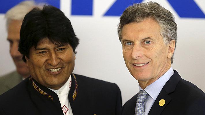Viaje privado de Evo Morales a Argentina sin ver a Macri aumenta la tensión entre ambos gobiernos