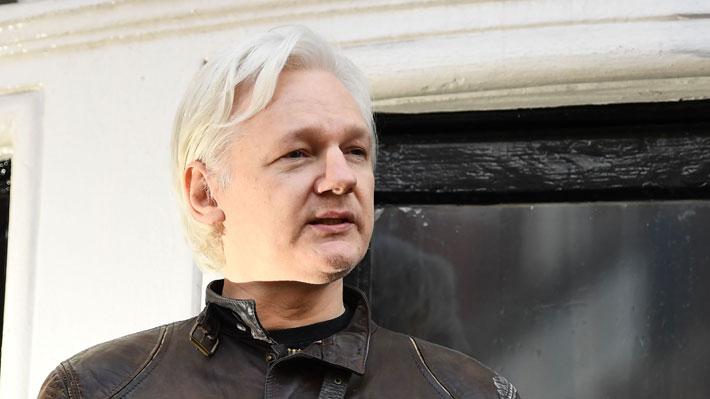 """Julian Assange demanda a Ecuador por supuesta """"vulneración de sus derechos"""""""