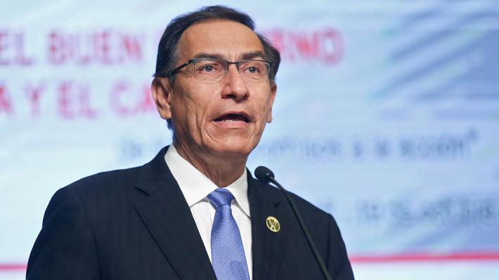 Presidente Vizcarra veta proyecto de ley que liberaría a Alberto Fujimori de la cárcel
