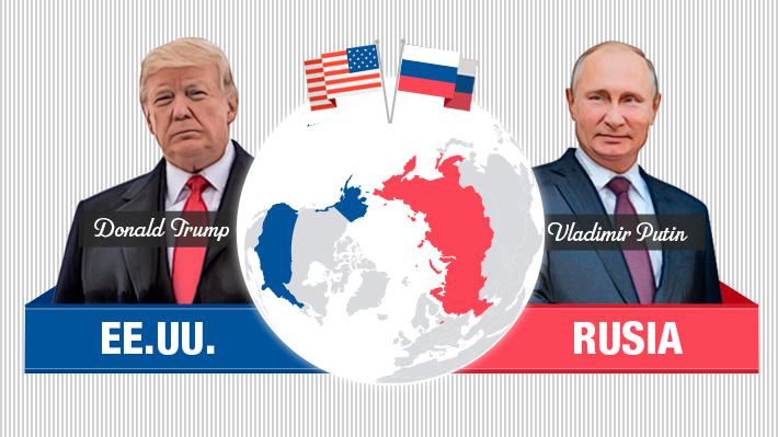 Suman 13.300 misiles: El potencial nuclear de EE.UU. y Rusia que quedaría en vilo si se anula el tratado