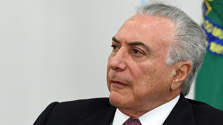 """Elecciones en Brasil: Temer afirma que hará una transición """"muy tranquila"""" con el futuro presidente"""