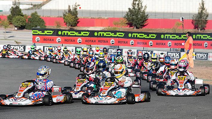 Con un ex piloto de F-1 incluido: Por primera vez en la historia Chile será sede del sudamericano de Karting