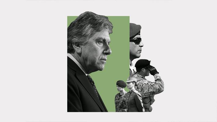 """El """"barrido"""" que lidera el ministro Espina de cara a la conformación del Alto Mando del Ejército"""