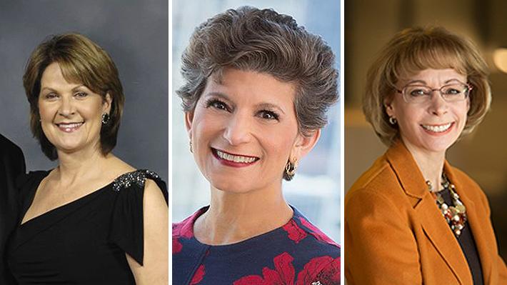 Sólo tres en el top 100: Quiénes son las únicas mujeres en el ranking de los mejores CEO del mundo