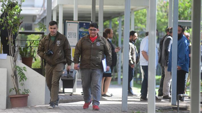 """Universidad de Santiago expresa """"consternación"""" por hallazgo de profesor muerto en su oficina"""