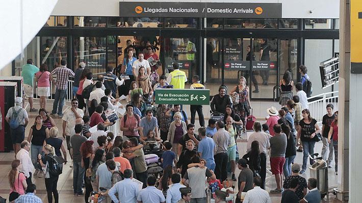 Por primera vez en un mes de septiembre, cantidad de personas que volaron dentro de Chile superó el millón