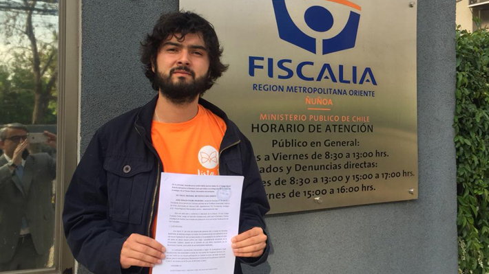Elecciones FEUC: Candidato gremialista se querella tras ser acusado de abuso sexual