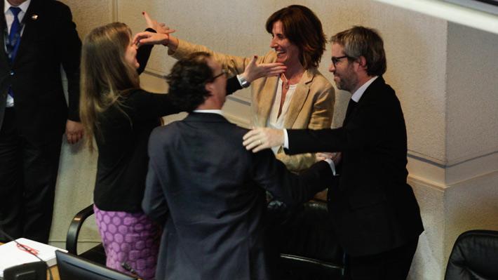 Senado aprueba el proyecto Aula Segura tras acuerdo entre oposición y Gobierno