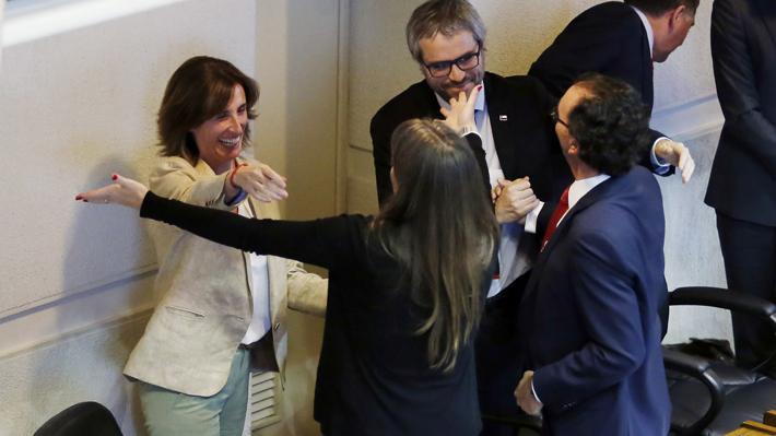 Así quedó el proyecto de Aula Segura: Las modificaciones que tuvo tras su paso en el Senado
