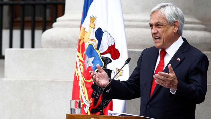 Piñera anuncia medidas de ciberseguridad: Habrá un encargado de alto nivel en cada servicio del Estado