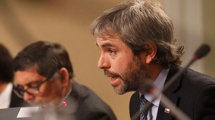 """Blumel destaca """"acuerdo transversal"""" tras aprobación de Aula Segura: """"Al final  lo que cuenta es el resultado"""""""