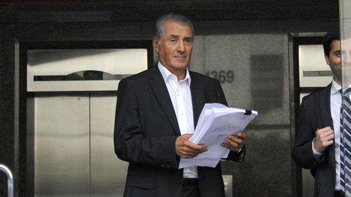 Julio Ponce sufre duro revés: TC declara inadmisible recurso que buscaba frenar ingreso de Tianqi a SQM