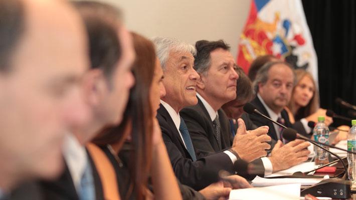 Planificación en Quillota: Así será la reunión para delinear el 2019 que convocó Piñera a sus ministros