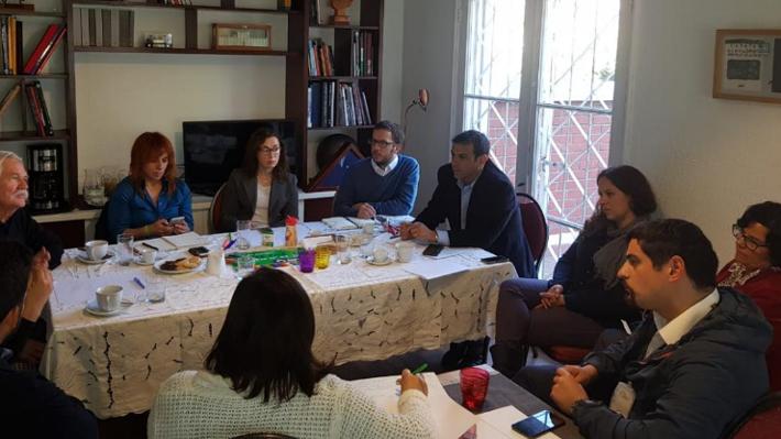 Alianzas internacionales y vínculos con el progresismo: El silencioso trabajo de la fundación de Bachelet