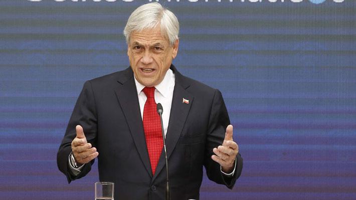 Piñera felicita a Bolsonaro por su triunfo en las presidenciales de Brasil y lo invita a Chile