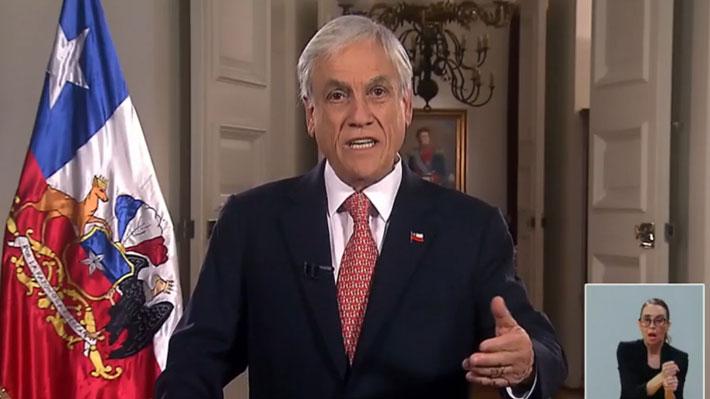 Piñera detalla reforma de pensiones: Fomentará competencia en administración de fondos y premiará a quienes posterguen jubilación