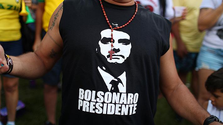 Militares, un neoliberal y un astronauta: Quiénes integrarían el gabinete de Jair Bolsonaro en Brasil