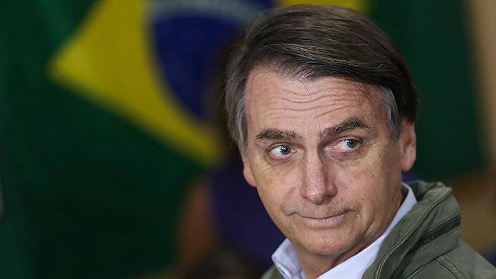 """Bolsonaro agradece saludo de Piñera: """"Brasil y Chile tienen todo para fortalecer sus relaciones"""""""