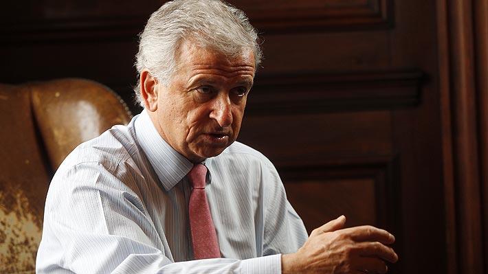 """Larraín y reforma de pensiones: Bajo las nuevas reglas """"ninguna entidad podrá administrar el 14% completo"""""""