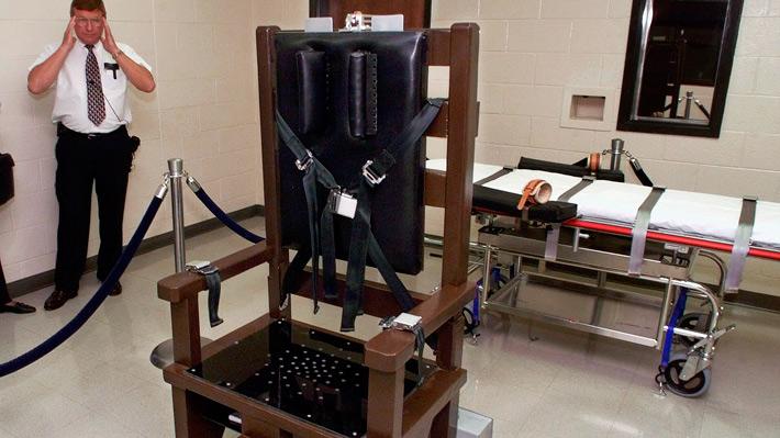 EE.UU.: Tennessee saca de bodega silla eléctrica por solicitud de reo que prefiere morir con este método