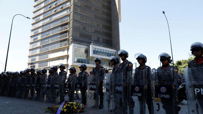 Gobierno venezolano remueve al jefe del servicio de inteligencia tras escándalo por muerte de concejal opositor