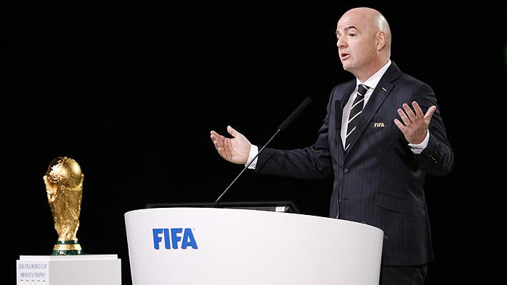 FIFA quiere revolucionar antes los Mundiales y pretende que ya Qatar 2022 se juegue con 48 países