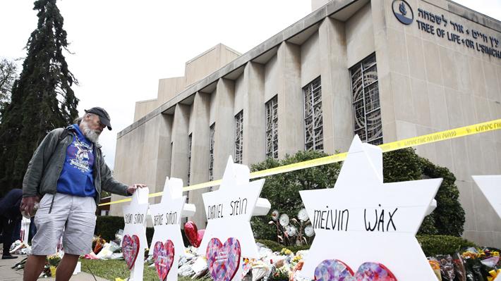 El autor de la matanza en la sinagoga de Pittsburgh se declara no culpable