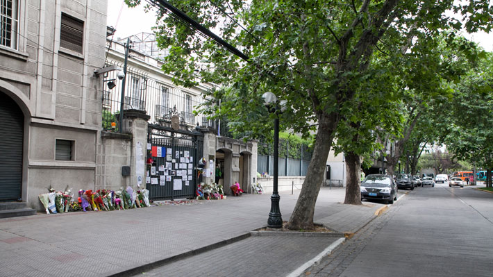 Embajada de Francia en Chile se desmarca del otorgamiento de asilo a Palma Salamanca