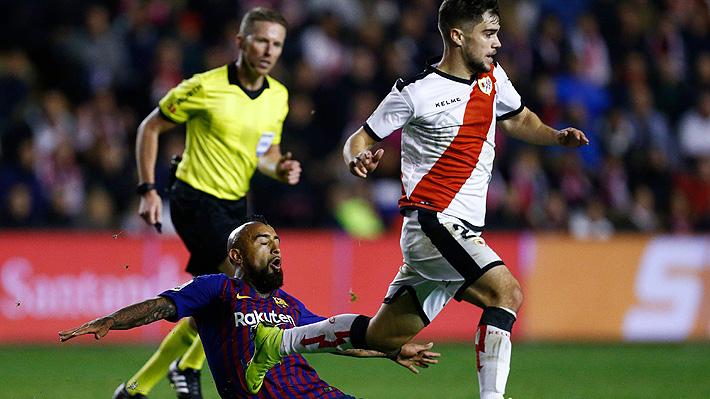 """Vidal habló de la clave para la remontada del Barcelona y aseguró que el gol ante el Madrid """"me dio confianza"""""""