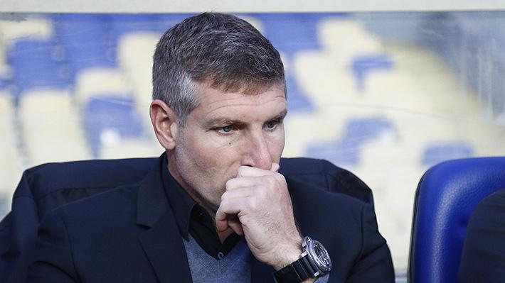 Unión Española oficializa la salida de Martín Palermo tras el empate ante Everton