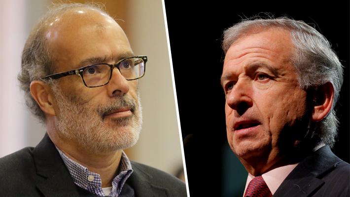 Cotización extra, costo y administradoras: Rodrigo Valdés y Felipe Larraín cara a cara por proyecto de pensiones