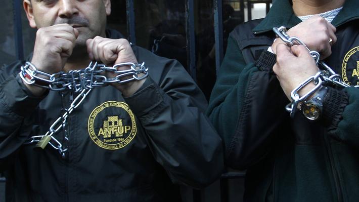 """Gendarmes dicen estar """"cansados"""" de promesas y advierten: """"No va a salir ni ingresará ningún interno"""" durante el paro"""